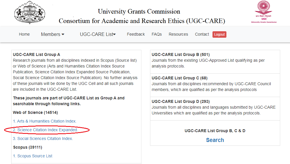 Plant Science Today Is Listed In Ugc Care Journals Plant
